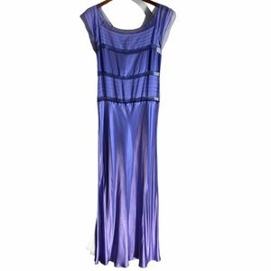 ALBERTA FERRETTI*Lavender Evening Dress*US 8 $2895